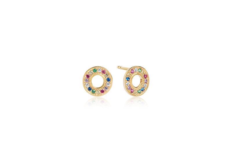 80fff8a5b85 Sif Jakobs Valiano øreringe, forgyldt - Sif Jakobs Jewellery ...